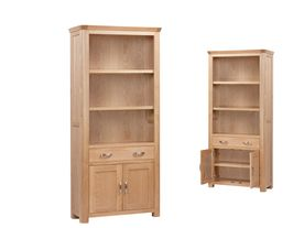 Trevis High Bookcase